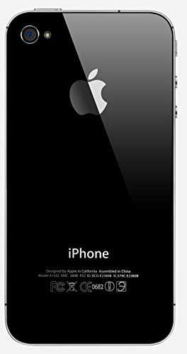 Apple iPhone 4S 8GB Black Mobile