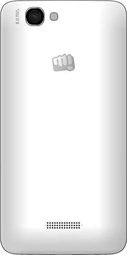 Micromax Canvas 2 Colours A120 8GB White Mobile
