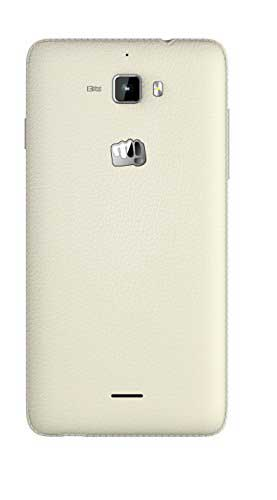 Micromax Canvas Nitro A311 (Micromax A311) 16GB White Mobile