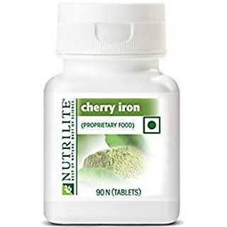 Amway Nutrilite Cherry Iron, 90 tablets