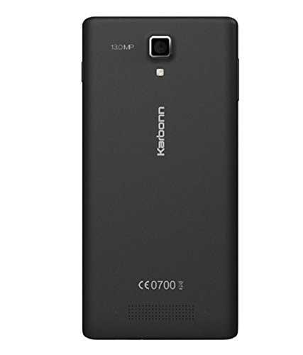 Karbonn Titanium Octane 16GB Black Mobile
