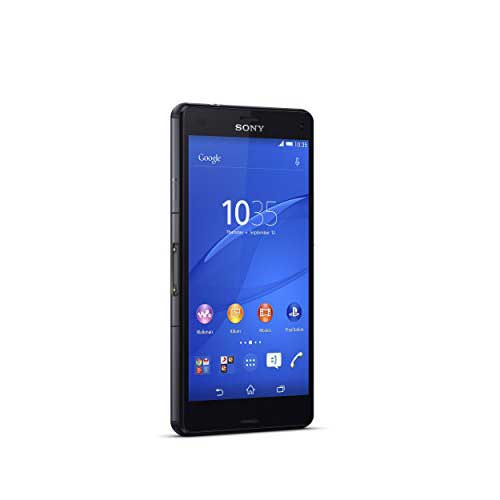 Sony Xperia Z3 Compact 16GB Black Mobile