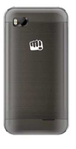 Micromax Bolt A61 512 MB Grey Mobile