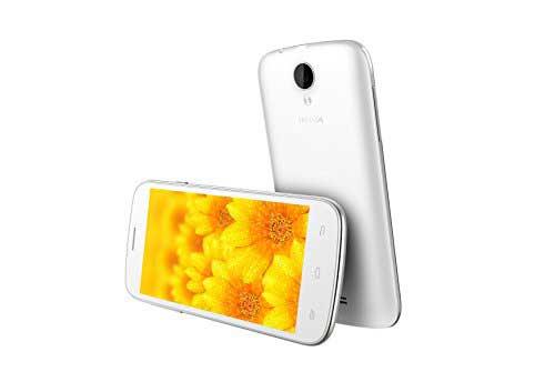 Intex Aqua I5 Octa White Mobile