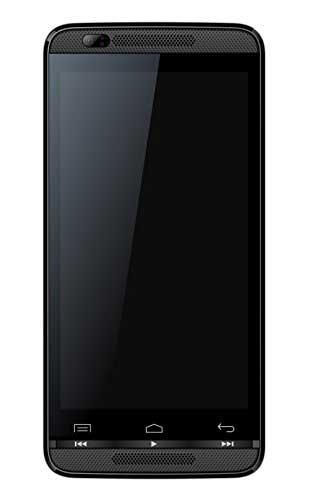 Micromax AD4500 4GB White Mobile
