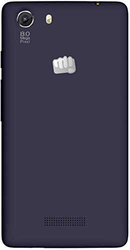 Micromax Unite 3 Q372 (Micromax Q372) 8GB Blue Mobile