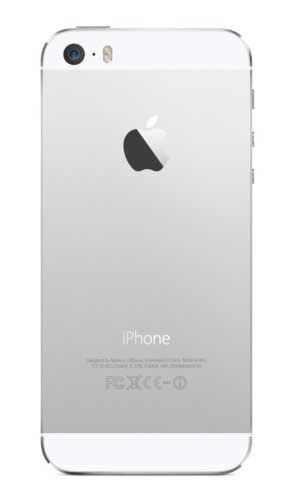 Apple iPhone 5s 32GB Silver Mobile