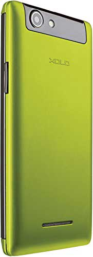 Xolo Q500s IPS Green Mobile