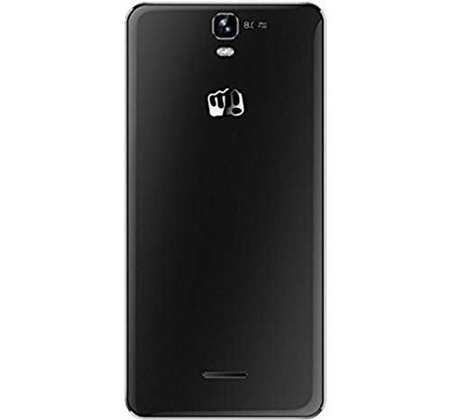 Micromax Canvas HD Plus A190 (Micromax A190) 8GB Black Mobile