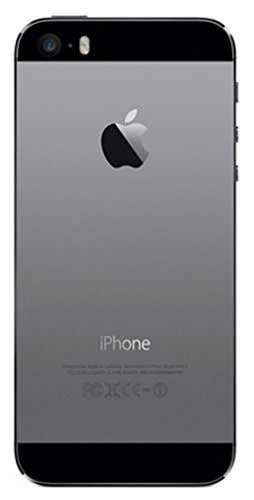 Apple iPhone 5s 16GB Space Grey Mobile