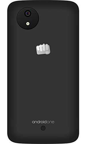 Micromax Canvas A1 with Android One 4GB Black Mobile