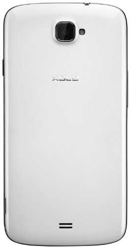 Xolo Q1000 Opus White Mobile