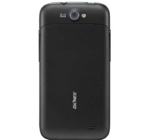 Gionee Pioneer P2 Black Mobile