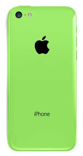 Apple iPhone 5c 32GB Green Mobile