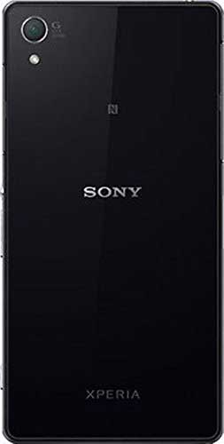 Sony Xperia Z2 16GB Black Mobile