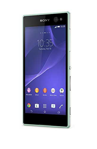 Sony Xperia C3 Dual 8GB Mint Mobile