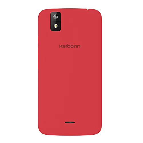 Karbonn Sparkle V 4GB Red Mobile