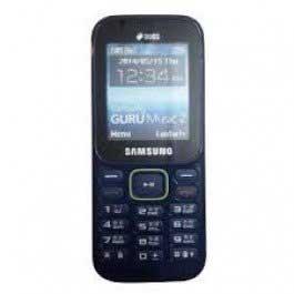 Samsung Guru Music 2 (Samsung SM-B310E) 128MB Blue Mobile