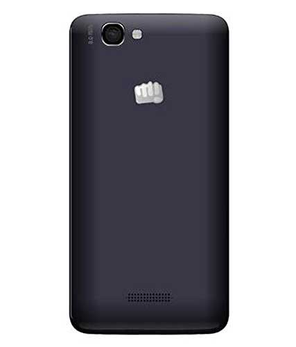 Micromax Canvas 2 Colours A120 (Micromax A120) 4GB Grey Mobile