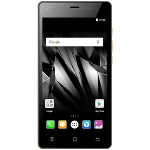 Micromax Canvas 5 Lite Q463 (Micromax Q463) Black Mobile