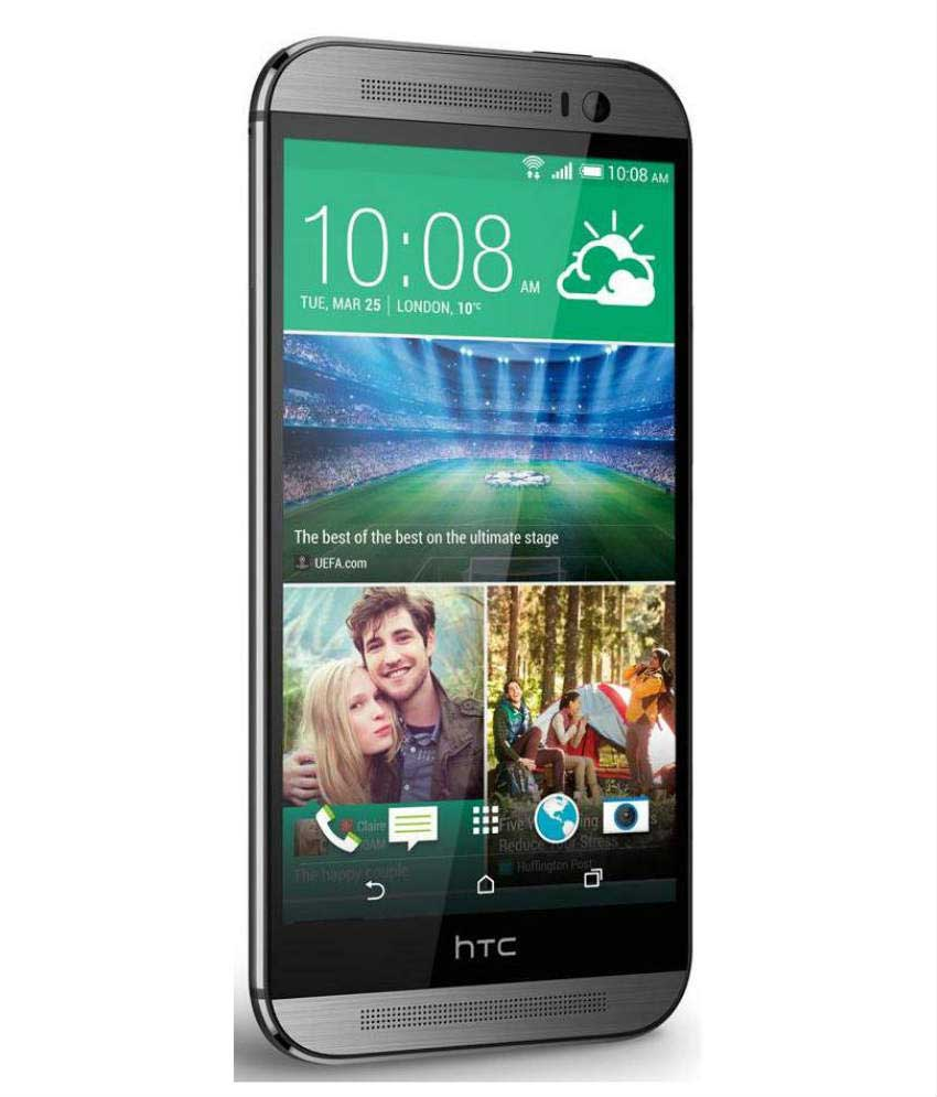 HTC One m8 Eye 16GB Silver Mobile