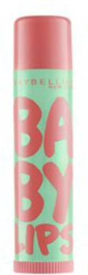 Maybelline New York Baby Lips Candy Rush Lip Balm, Watermelon Pop, 4 g
