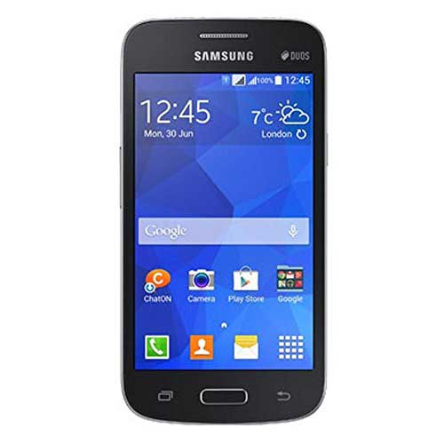 Samsung Galaxy Star Advance (Samsung SM-G350E) 4GB Black Mobile