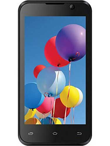 Intex Aqua Y2 Pro 4GB Black Mobile