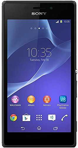 Sony Xperia M2 Dual 8GB Black Mobile