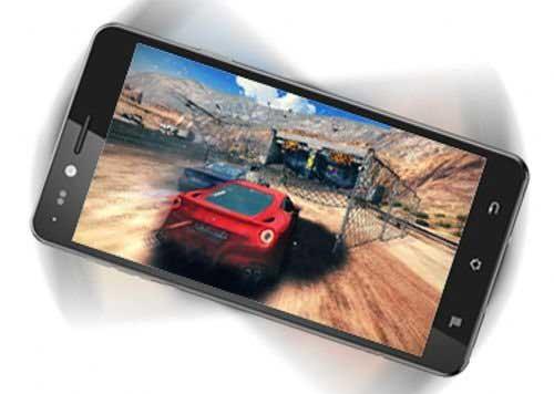 Xolo Play 6X-1000 8GB Black Mobile