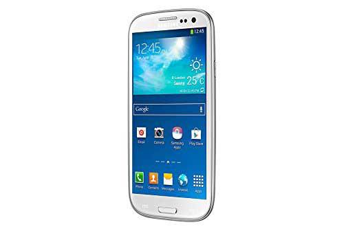 Samsung Galaxy S3 (Samsung I9300) 16GB White Mobile