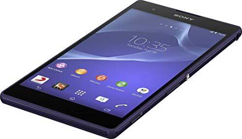 Sony Xperia T2 Ultra Dual 8GB Purple Mobile