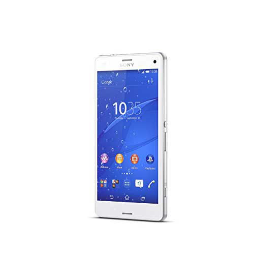 Sony Xperia Z3 Compact 16GB White Mobile
