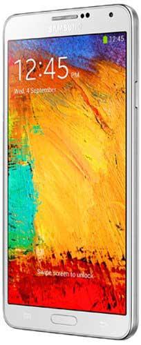 Samsung Galaxy Note 3 SM-N9000 32GB White Mobile