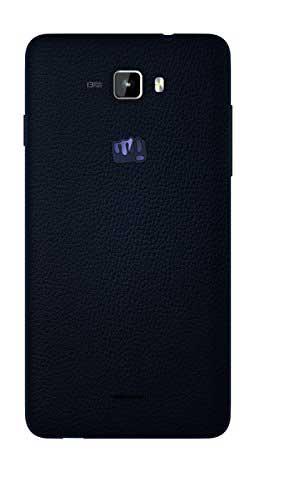 Micromax Canvas Nitro A311 16GB Blue Mobile
