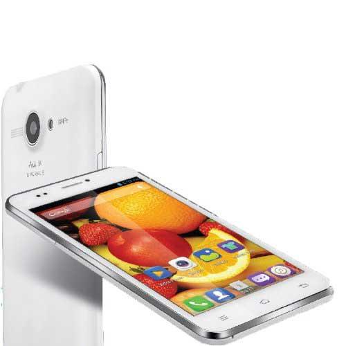 iBall Andi 5K Sparkle White Mobile