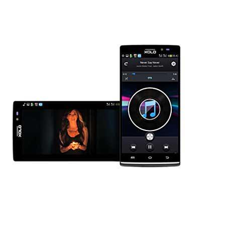 XOLO Q2100 8GB White Mobile