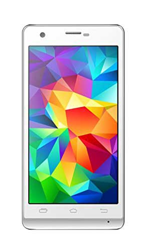 Karbonn Titanium S3 4 GB White Mobile