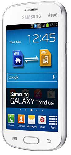 Samsung Galaxy Trend GT-S7392 4 GB White Mobile