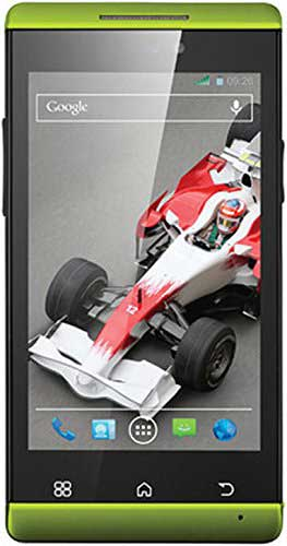 Xolo Q500s IPS Green Mobile