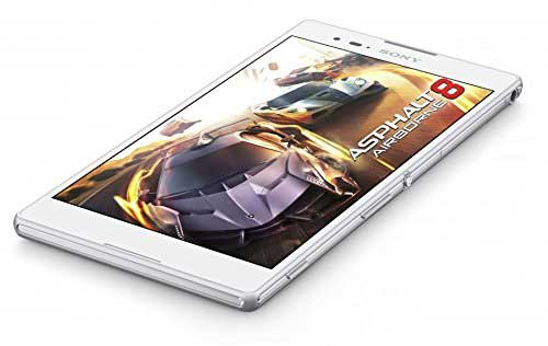 Sony Xperia T2 Ultra Dual 8GB White Mobile