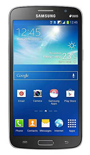 Samsung Galaxy Grand 2 8GB Black Mobile