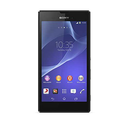 Sony Xperia T3 8GB Black Mobile