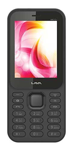 Lava ARC 12 Plus Black Mobile