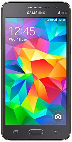 Samsung Galaxy Grand Prime (Samsung SM-G530H) 8GB Grey Mobile