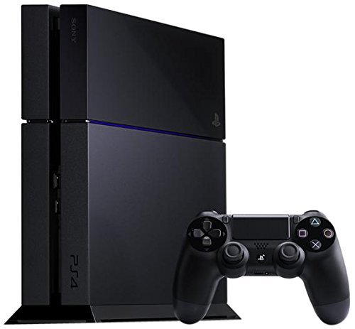 Sony PS4 500GB Console (Free Games: The Order - 1886)