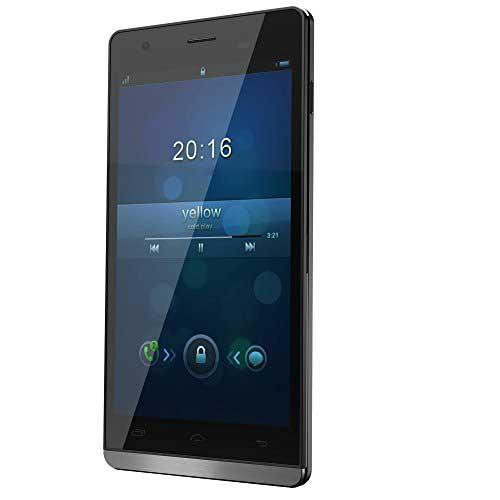 Xolo A1010 4 GB Black Mobile