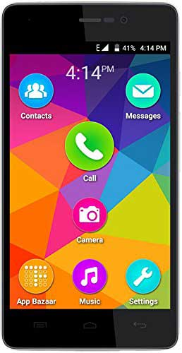 Micromax Unite 3 Q372 8GB White Mobile