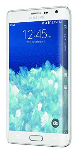 Samsung Galaxy Note Edge 32GB White Mobile