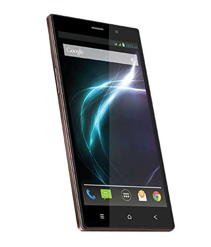 Lava Magnum X604 8GB Brown Mobile